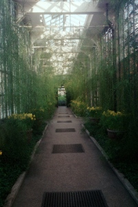 hall at Longwood Gardens