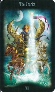 The Chariot: #7 Tarot Card
